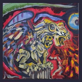 Gorgoyle by Christopher Hawke