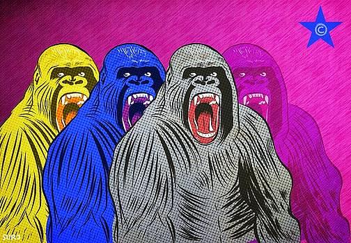 Gorilla Funk by Surj LA