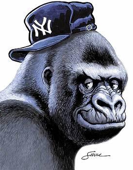 Gorilla Racks by Harold Shull