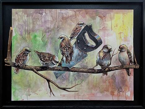 Gorrion by Carlos Reyes