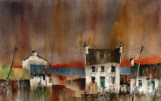 Val Byrne - Gortnagapall, Inishmore, Aran, Galway
