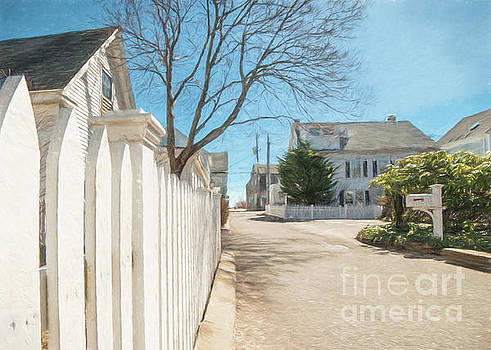 Gosnold St. Provincetown by Michael James