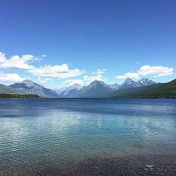Got To #glaciernationalpark! #nps100 by Patricia And Craig