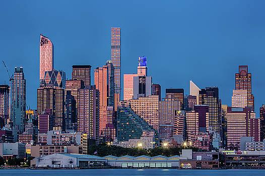 Gotham at Twilight by John Dryzga