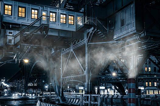 Gotham City by Mihai Andritoiu