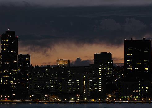 Gotham City by Peter Aiello