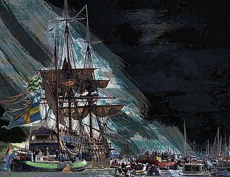 Gothenburg 1 by Arie Van Garderen