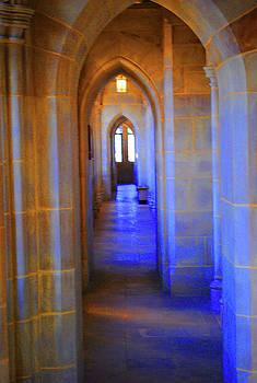 Jost Houk - Gothic Arch Hall