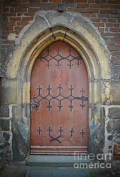 Jost Houk - Gothic Chapel Door