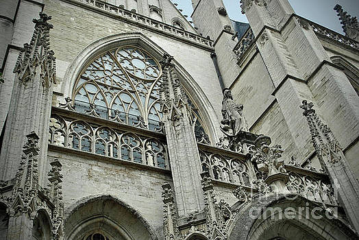 Jost Houk - Gothic of St. Michael and St. Gudula