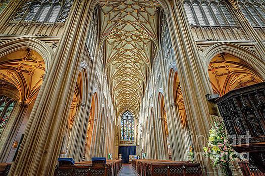 Adrian Evans - Gothic Style