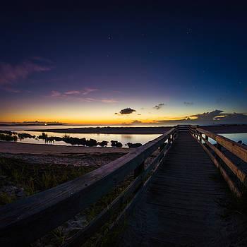 Chris Bordeleau - Goulds Inlet Twilight