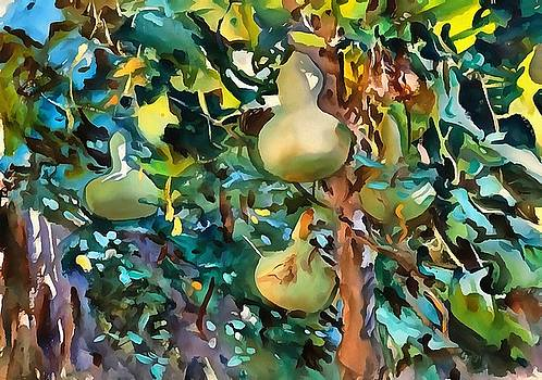 Tracey Harrington-Simpson - Gourds After John Singer Sargent