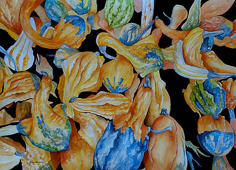 Gourds Galore by Rosie Brown
