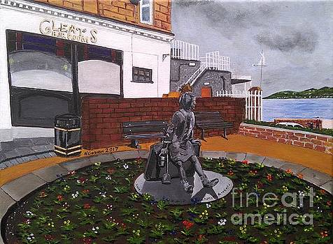 Gourock Annie, Cleats by Neal Crossan