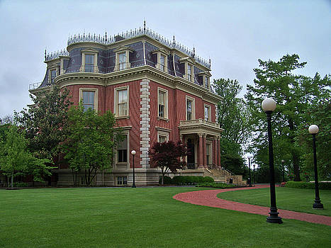 Governors Mansion by Julie Grace