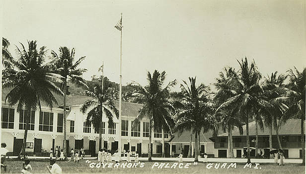 Governors Palace Guam by eGuam Photo