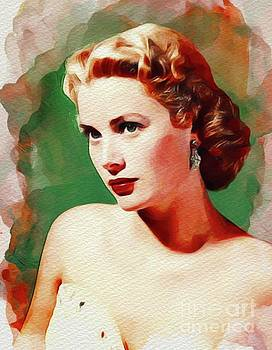 John Springfield - Grace Kelly, Movie Star