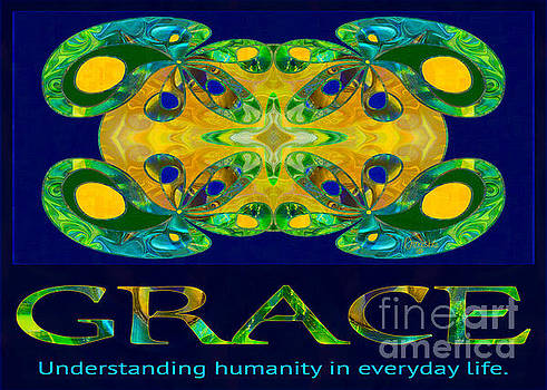 Omaste Witkowski - Graceful Humanity Spiritual Artwork by Omashte