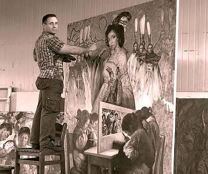 Graceful labor by Kartashov Andrey
