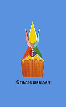 Graciousness text by Michael Bellon