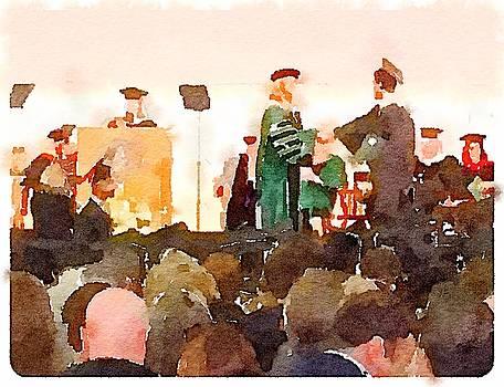 Graduation Day by Wade Binford