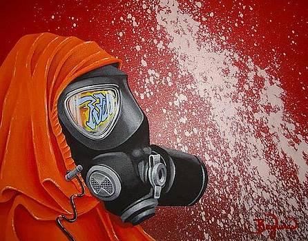 Graffing by Nephtali Brugueras  jr