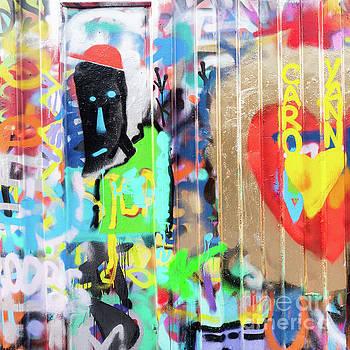 Delphimages Photo Creations - Graffiti 5