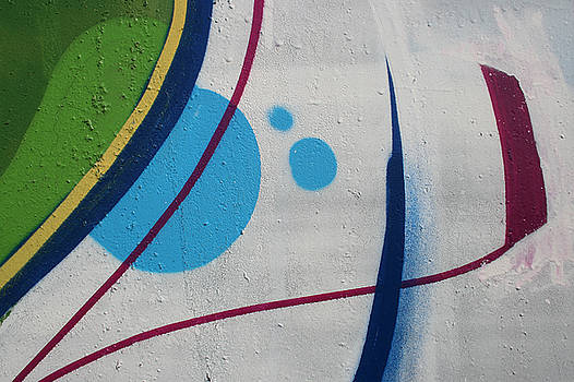 Graffiti Abstraction by Csaba Molnar