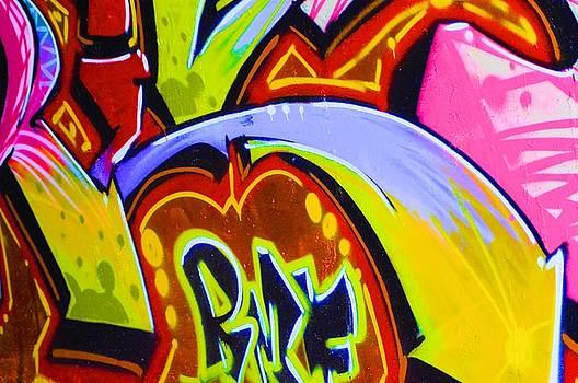Cindy Nunn - Graffiti Art 16