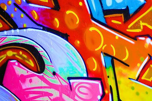 Cindy Nunn - Graffiti Art 17
