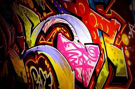 Cindy Nunn - Graffiti Art 18