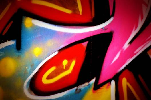 Cindy Nunn - Graffiti Art 21