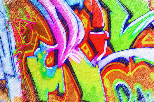 Cindy Nunn - Graffiti Art 30