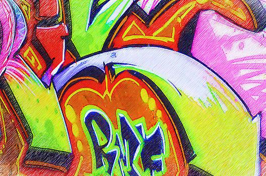 Cindy Nunn - Graffiti Art 34
