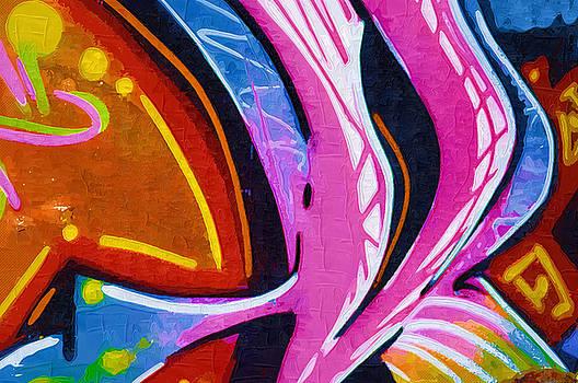 Cindy Nunn - Graffiti Art 40
