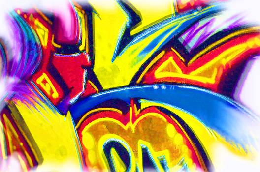 Cindy Nunn - Graffiti Art 41