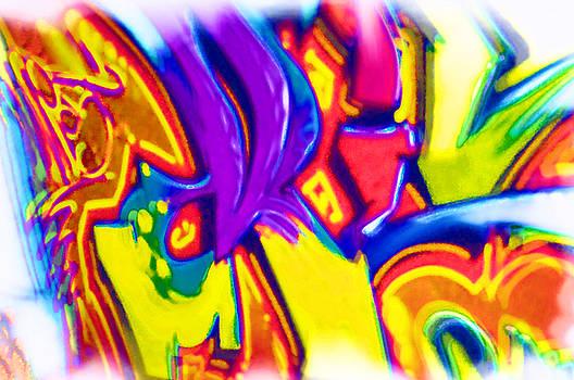 Cindy Nunn - Graffiti Art 43