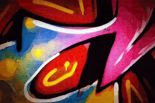 Cindy Nunn - Graffiti Art 45