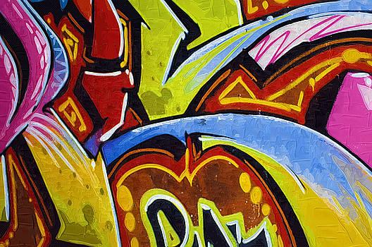 Cindy Nunn - Graffiti Art 46