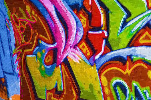 Cindy Nunn - Graffiti Art 47