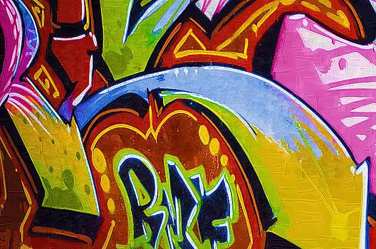 Cindy Nunn - Graffiti Art 48