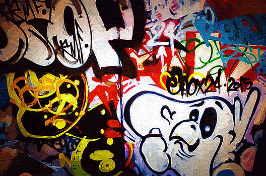 Cindy Nunn - Graffiti Art 50