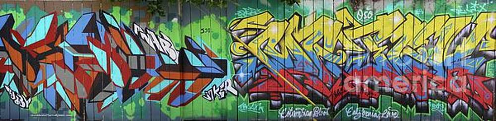 Chuck Kuhn - Graffiti crazy