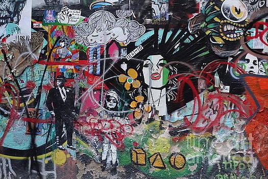 Graffiti II Barcelona by C Lythgo