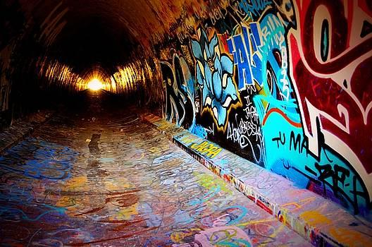 Cindy Nunn - Graffiti Magic