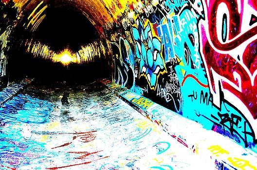 Cindy Nunn - Graffiti Underground