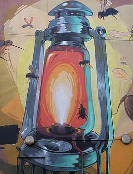 Graffiti - Wall art - Street art by Marius Comanescu