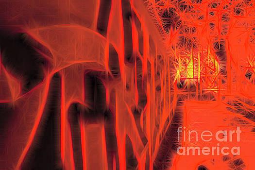 Colin Cuthbert - Graffiti Wall Fractals