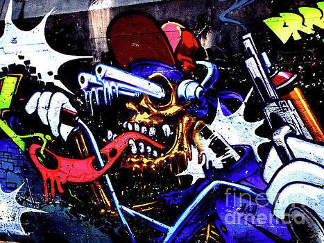 JORG BECKER - GRAFFITI_05